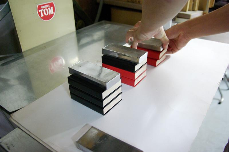 貼箱製作ワークショップ
