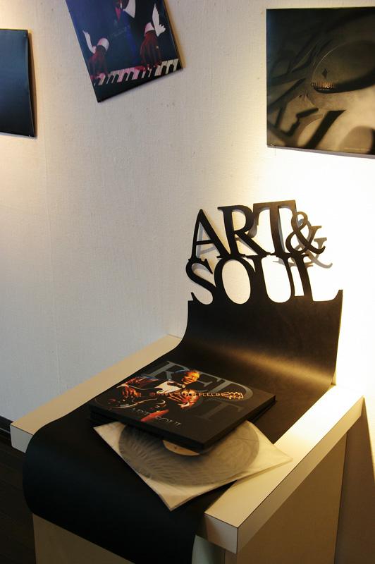「ART & SOUL」展