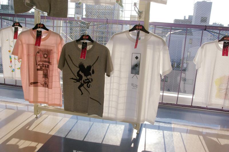 vol.2 ヤンクリTシャツ展