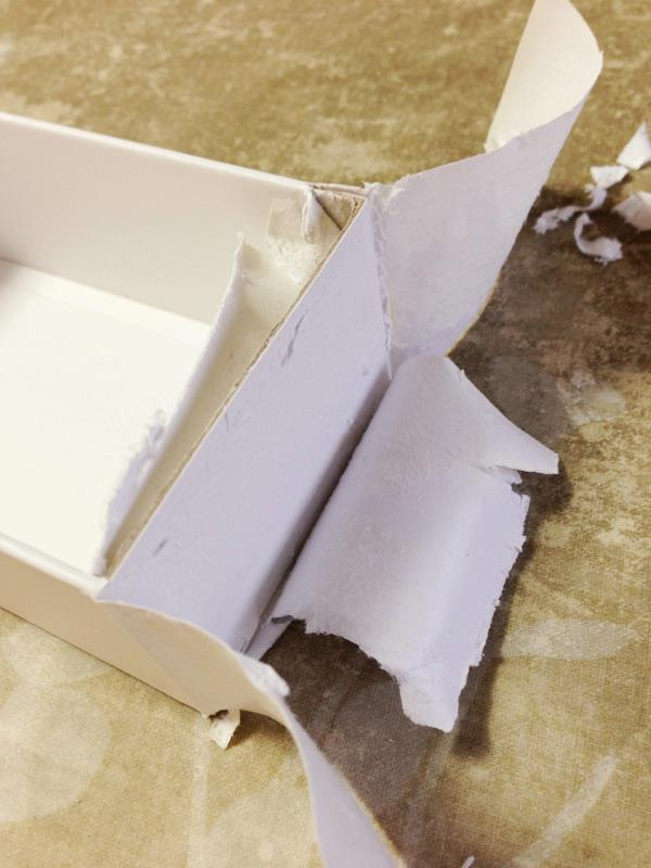 iPhone貼箱の分解
