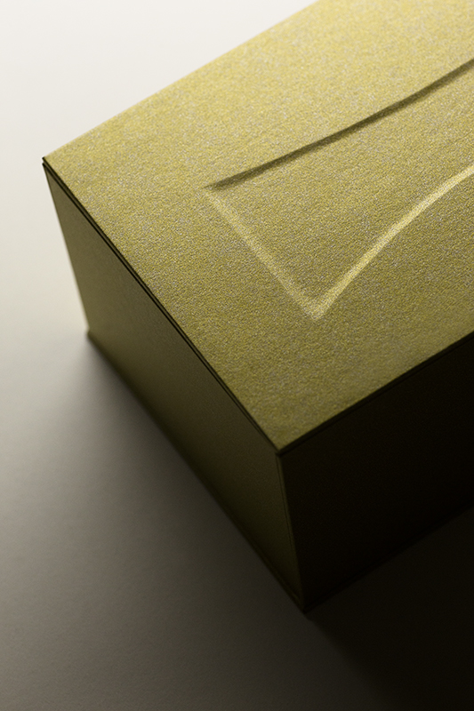 思いと情熱を込めたパッケージ(貼り箱)がユーザーの心を動かす