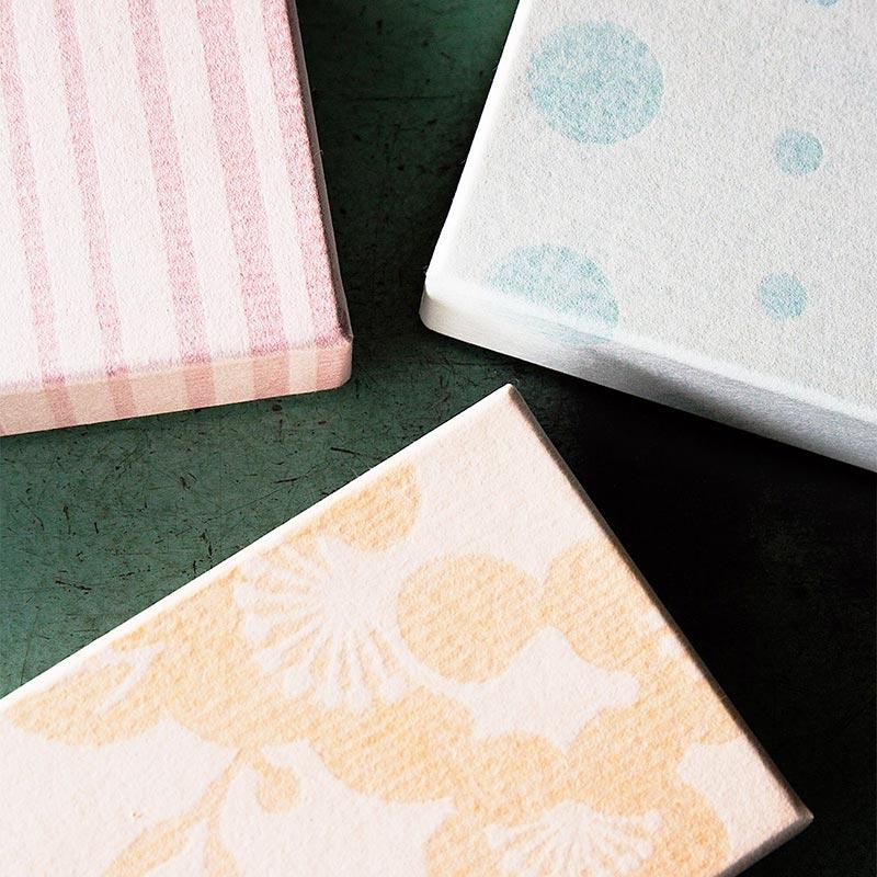 デザイナーがパッケージ、貼り箱、化粧箱をデザインするときの注意点、透かし和紙