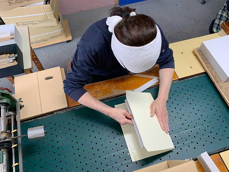 感性素材がパッケージの新しい価値を生む、貼り箱、パッケージ、化粧箱