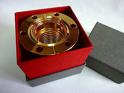 「黄金のベローズ」貼箱