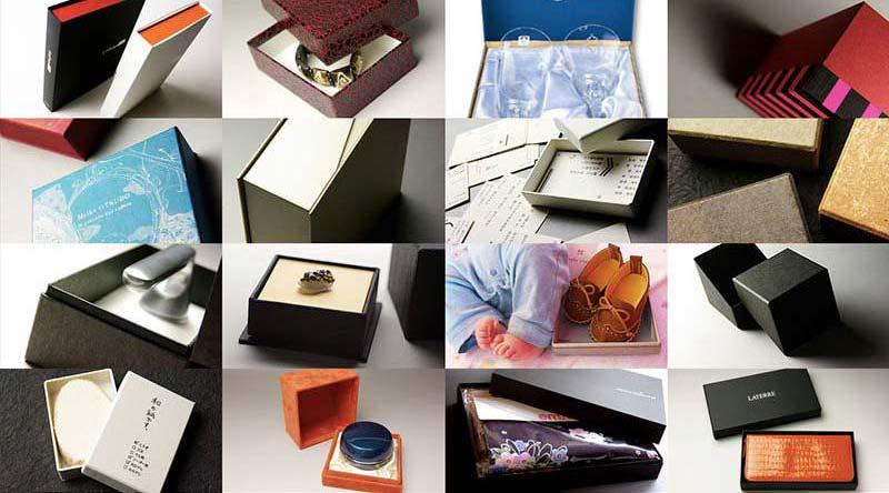 オリジナル貼り箱、化粧箱、パッケージ、紙箱をオーダーメイドで企画製作