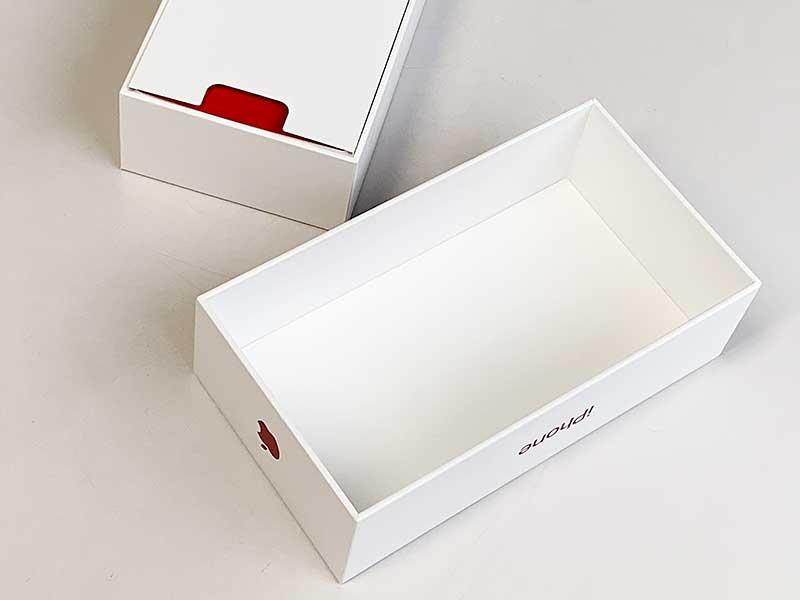 パッケージによるブランド体験、高級品になるほど充分な納得感が得られるパッケージが必要、化粧箱