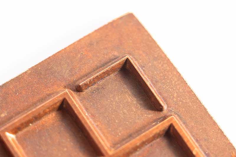 箔押しデータ入稿で注意する点、貼り箱、凸版