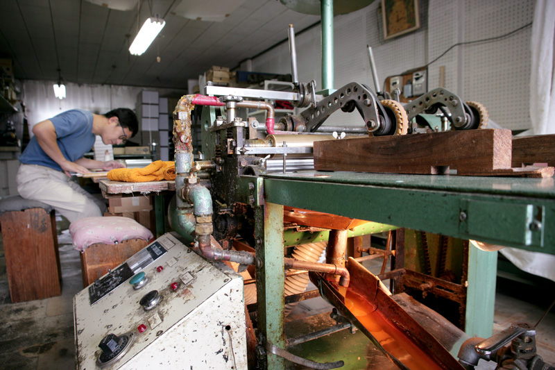 ギャラリー:工場