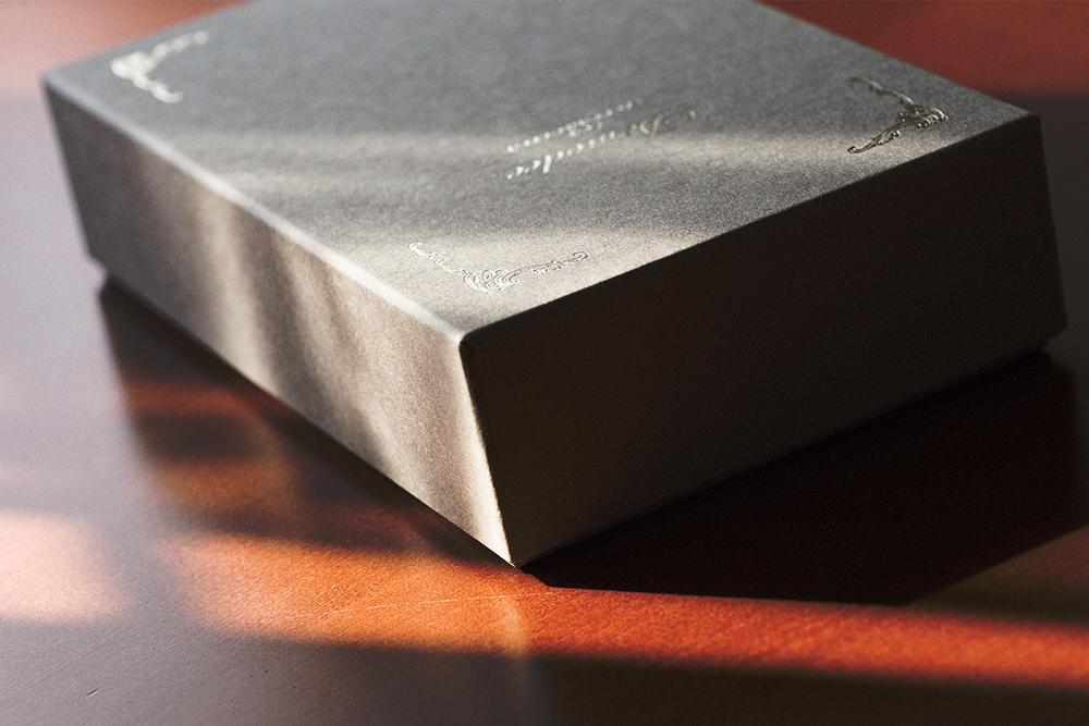 バッグチャームのギフトボックス/貼り箱、大人の女性のためにデザインされたお洒落なパッケージ