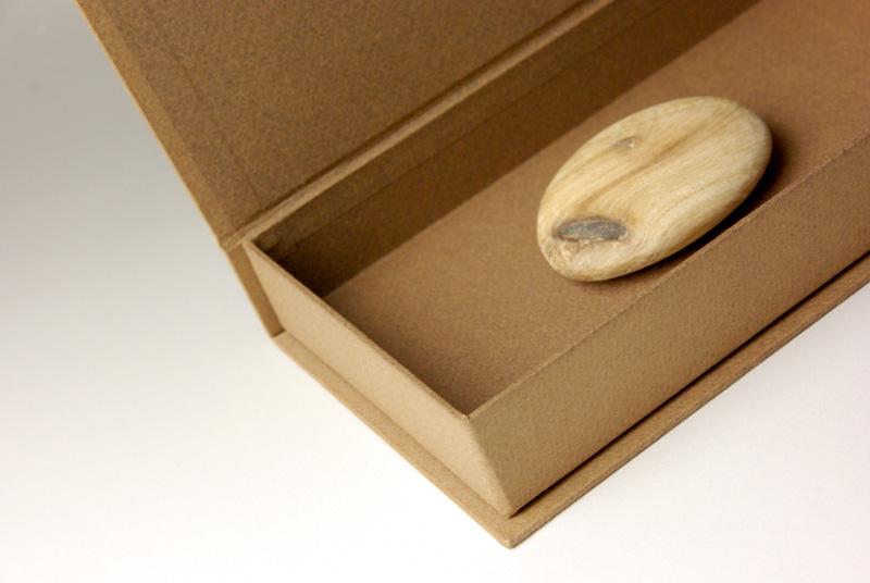 ブック式貼箱