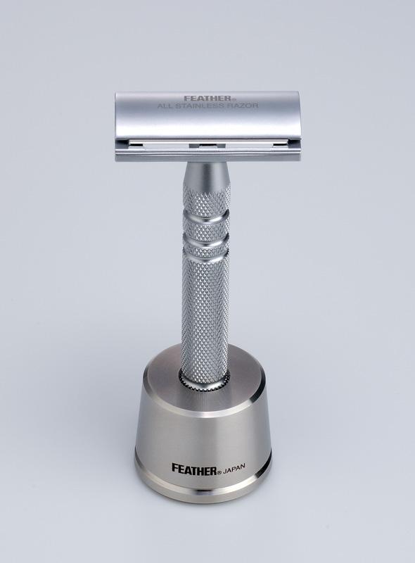 <両刃剃刀> 資料提供:フェザー安全剃刀株式会社