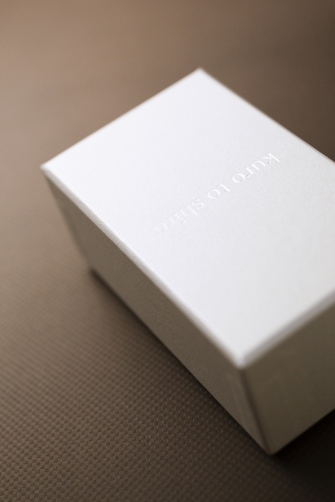 シルバーアクセサリーパッケージ、CMFデザイン