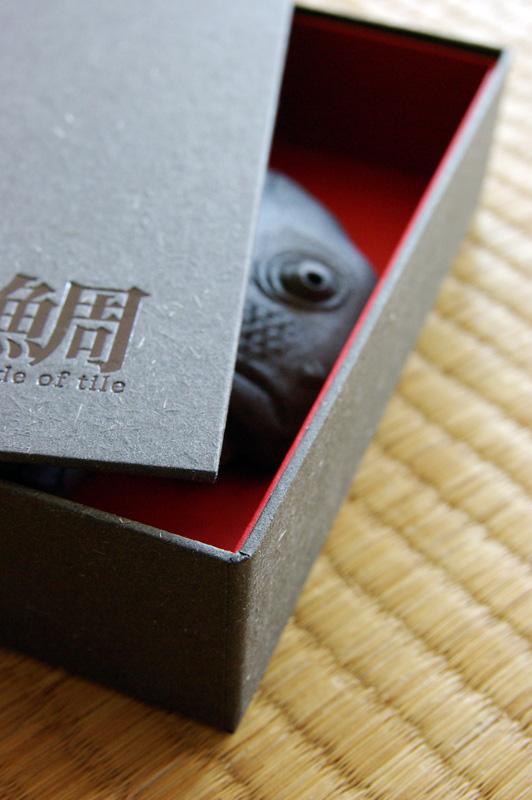 日本の伝統美を感じさせる貼箱