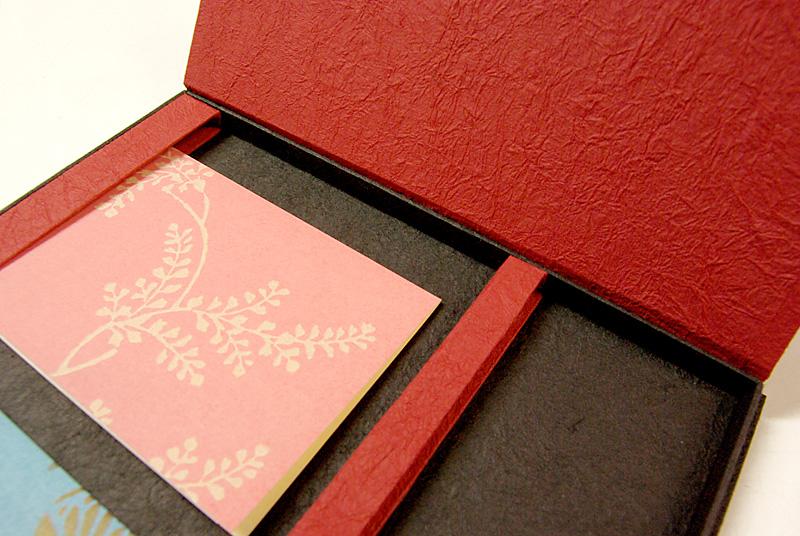 インテリアデザイン貼箱