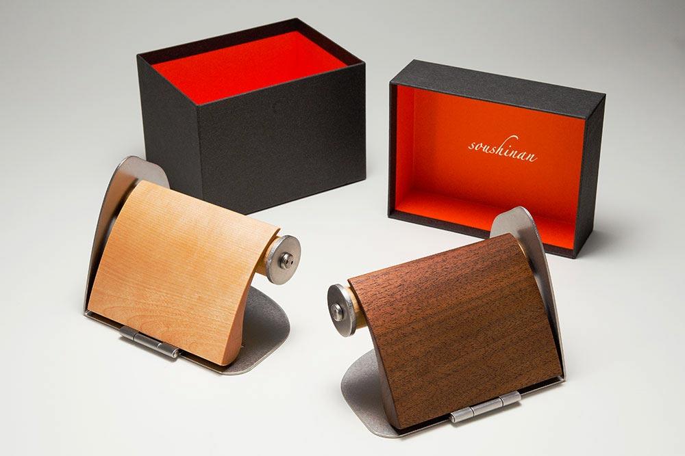 トイレットペーパーホルダー貼り箱、化粧箱、パッケージ、紙箱、人の心を動かすパッケージ