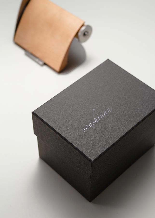 トイレットペーパーホルダー貼り箱、化粧箱、パッケージ、紙箱
