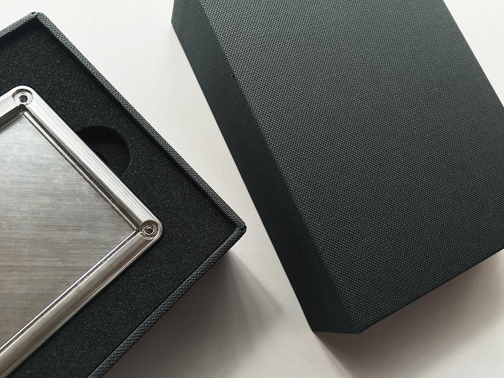 CMFデザイン、貼り箱、「BtoB」というマーケット(市場)のパッケージ