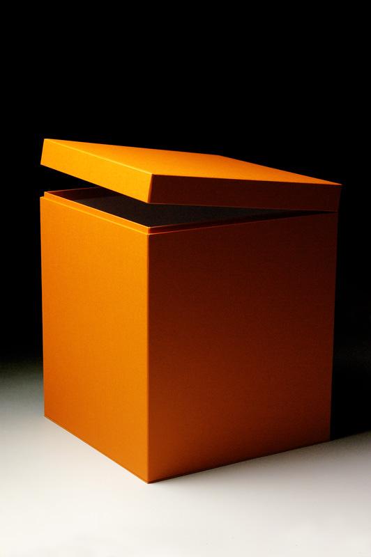 プレゼンテーション用貼り箱