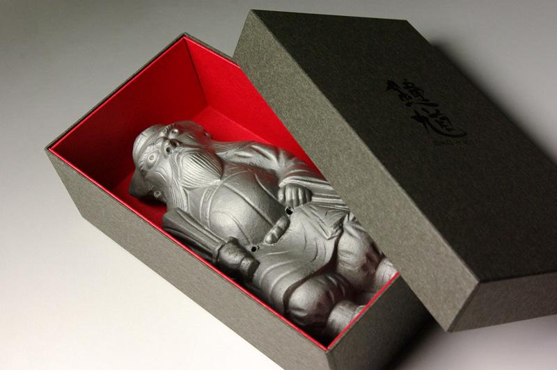 鍾馗の貼り箱