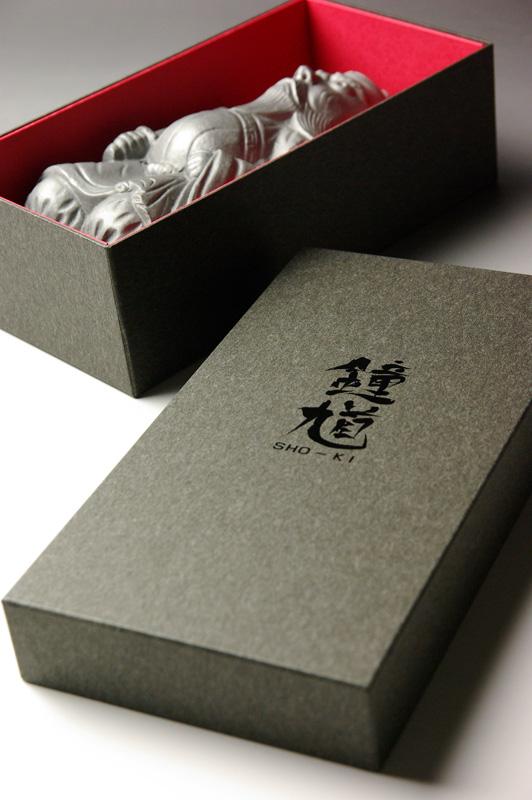 鍾馗のパッケージ