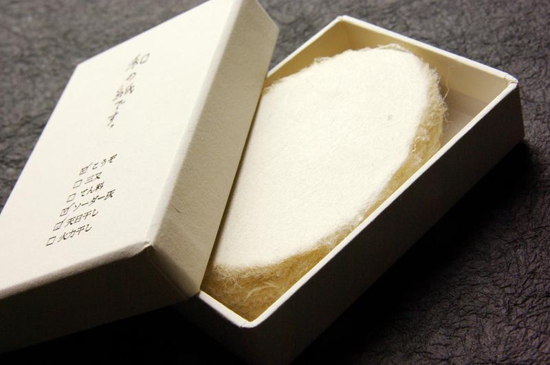 たまごのカードボックス(貼り箱)